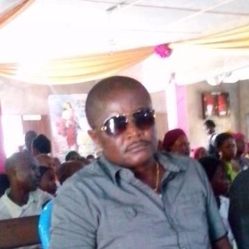Samuel , 46, Lagos, Nigeria