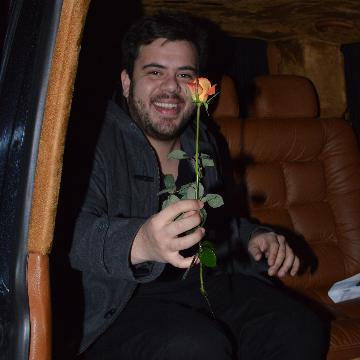 ATİLLA, 41, Istanbul, Turkey
