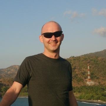 Pieter-Jan Danielse, 36, Istanbul, Turkey