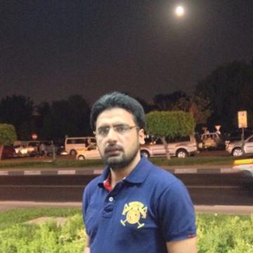 Abdul, 31, Dubai, United Arab Emirates