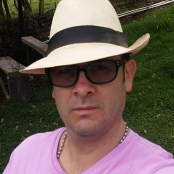 john carlos pachon, 37, Bogota, Colombia