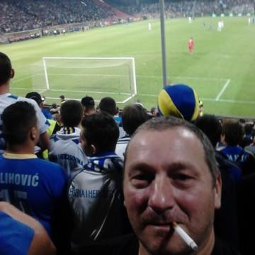 Mehmed Jahijevic, 51, Banja Luka, Bosnia and Herzegovina