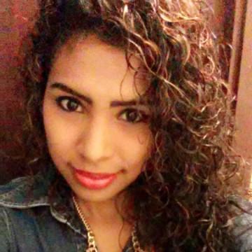 Paola Martinez, 21, Panama, Panama