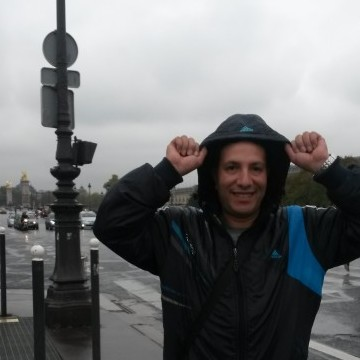 Mohamed Fathy, 36, Cairo, Egypt
