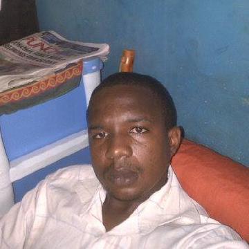 Gabriel Iriaye, 31, Lagos, Nigeria