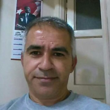 Levent Özsabuncu, 46, Izmir, Turkey