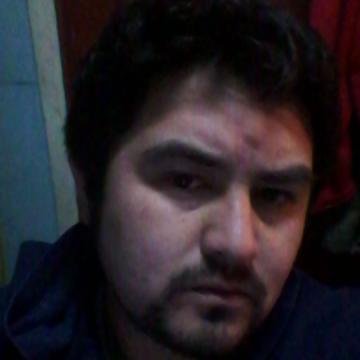 Daniel Oyarzun, 34, Temuco, Chile