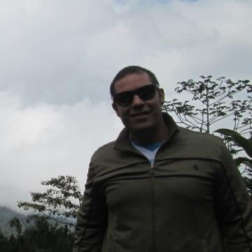 Sergio Campo, 38, Sabaneta, Colombia