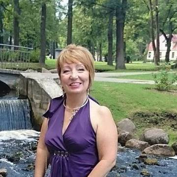 Irina Poder, 53, Tallinn, Estonia
