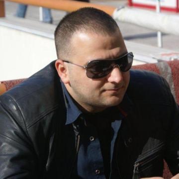 Onur Günaydin, 38, Istanbul, Turkey