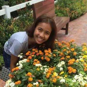 Thamonwan Punted, 22, Bang Khen, Thailand