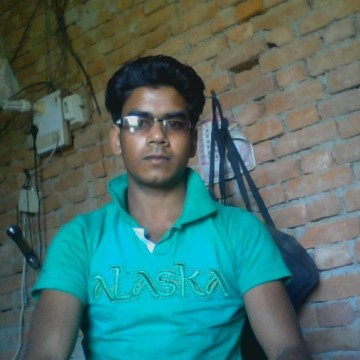 Sandeep Maurya, 21, Mumbai, India