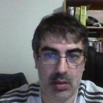 Marco Cabras, 46, Cagliari, Italy