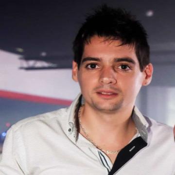 Albert Boix, 29, Barcelona, Spain