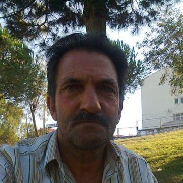 Nazım Eroglu, 62, Izmir, Turkey