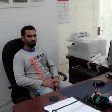 Shyam Yadav, 37, Jubail, Saudi Arabia