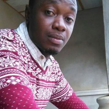 Godwin Akpan, 33, Lagos, Nigeria