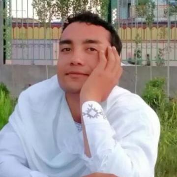 Roohullah, 20, Kabul, Afghanistan