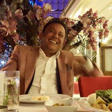 Hasan Bahadır, 45, Istanbul, Turkey