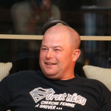 Dominique Buisseret, 43, Bruxelles, Belgium