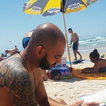 Carlos Perea, 38, Sevilla, Spain