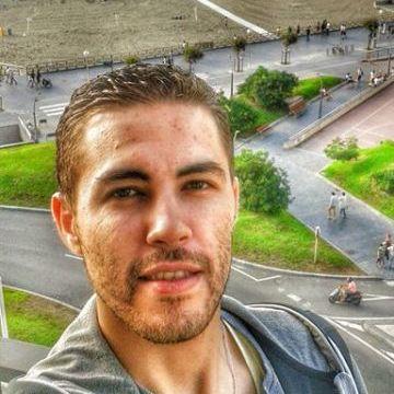Mehdi Fora, 29, San Sebastian, Spain