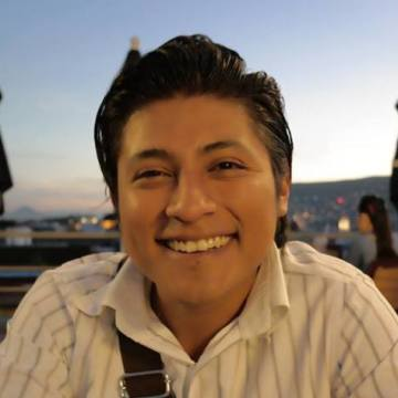 Germain Polok, 29, Oaxaca, Mexico