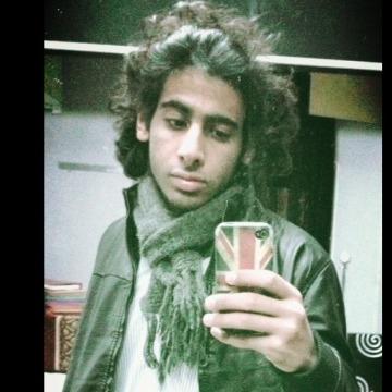 khalid, 23, Riyadh, Iraq