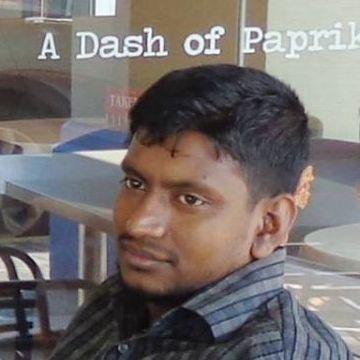 Alamin Hossain, 32, Dhaka, Bangladesh