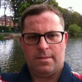 Paul Cunliffe, 47, Madrid, Spain