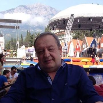 kemal  ergal, 47, Bursa, Turkey