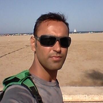 Amrinder Virk, 32, Valencia, Spain