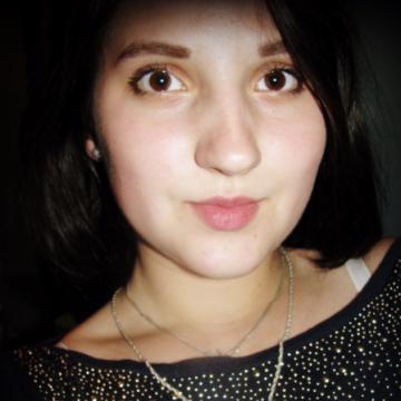 Виктория, 20, Klieck, Belarus