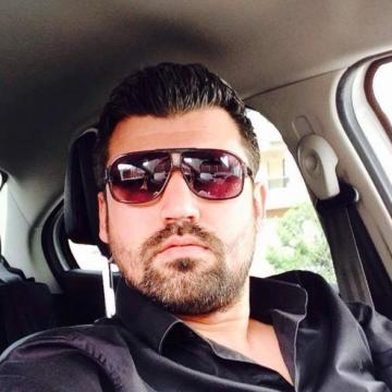 Hasan İnci, 35, Bursa, Turkey
