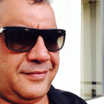 Ali Hourani, 51, Abu Dhabi, United Arab Emirates