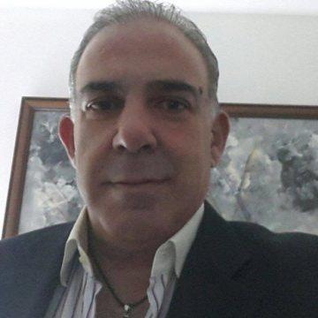 Louis Marangos, 54, Paphos, Cyprus