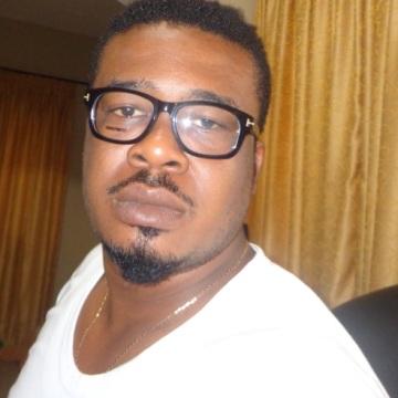 Austin, 36, Ghana, Nigeria