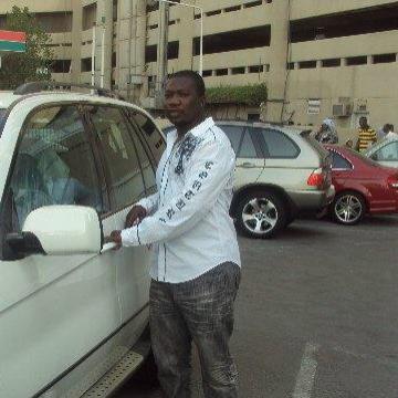 larry, 38, Lagos, Nigeria