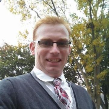 Thomas Adams, 31, Milwaukee, United States