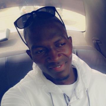 Dabz, 36, Freetown, Sierra Leone