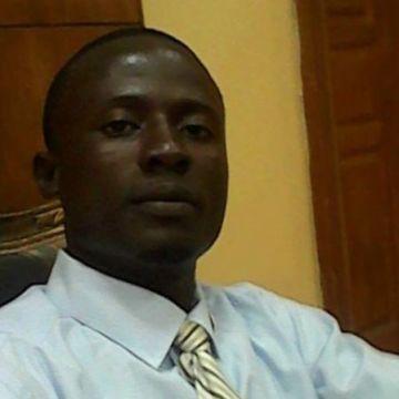 Stephen Garley, 32, Monrovia, Liberia