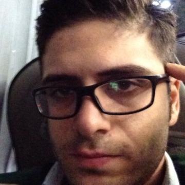 Saeid, 30, Istanbul, Turkey