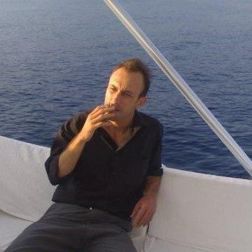 Tolga Mor, 41, Istanbul, Turkey