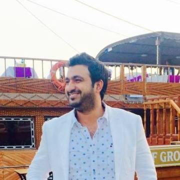 Muhammad Atif, 27, Dubai, United Arab Emirates