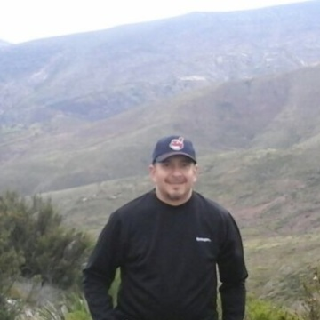 David Erebia, 43, Monterrey, Mexico
