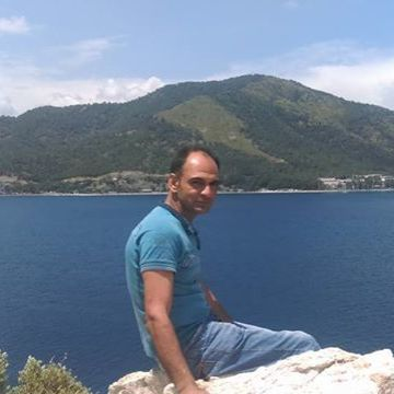 Umut Toraman, 40, Marmaris, Turkey