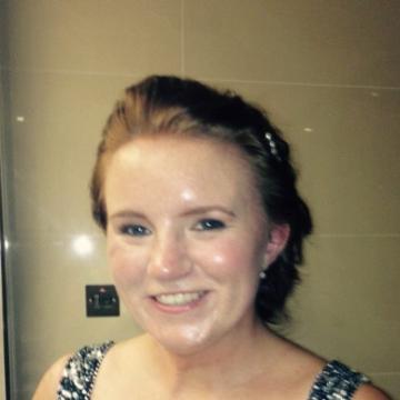 Grace Sullivan, 31, Cork, Ireland