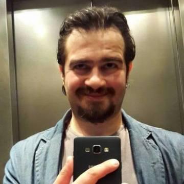 Asaf Akbulut, 31, Samsun, Turkey