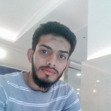 Ahtasham, 24, Dubai, United Arab Emirates