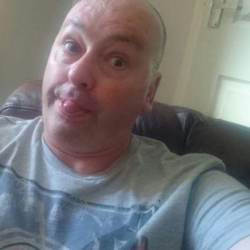 Adrian Beresford, 57, Bolton, United Kingdom